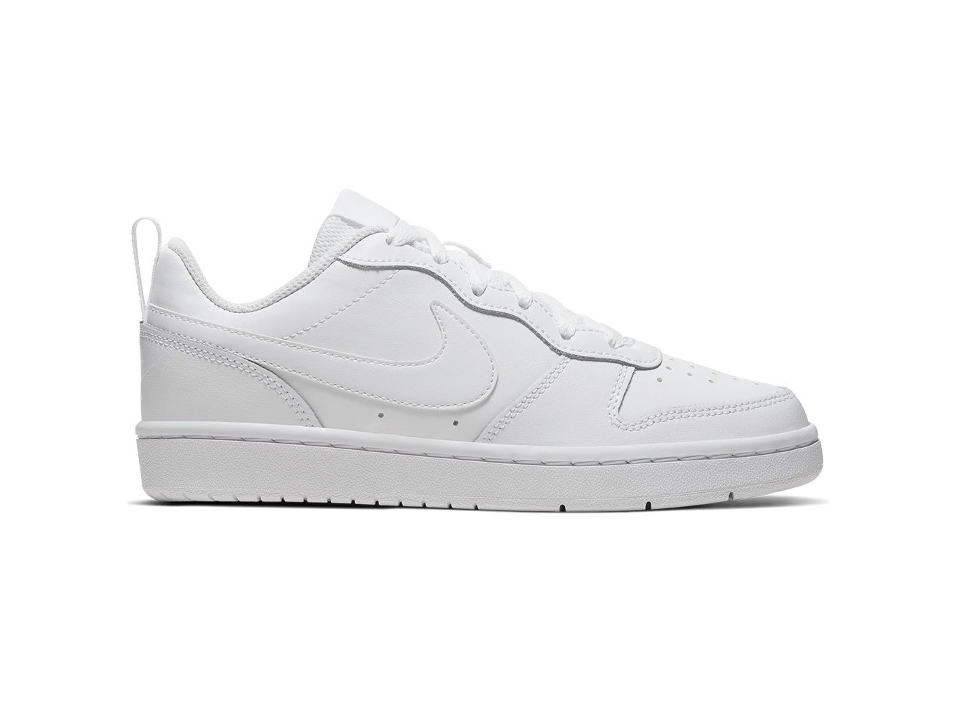2zapatillas nike court borough low mujer