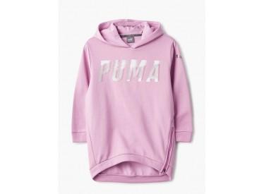 6ee6ee3e5 Sudadera rosa niña Puma